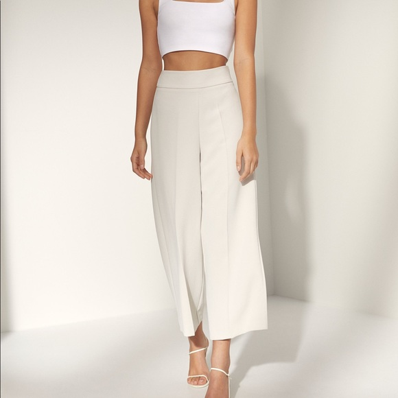 Wilfred Wide Leg Trousers